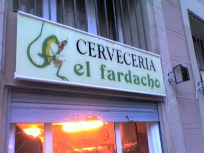 Cervecería El Fardacho