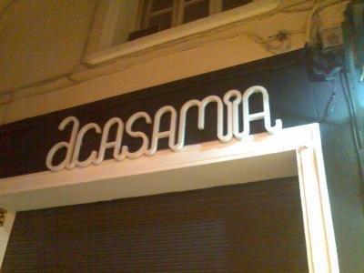 A casa mía, Zaragoza